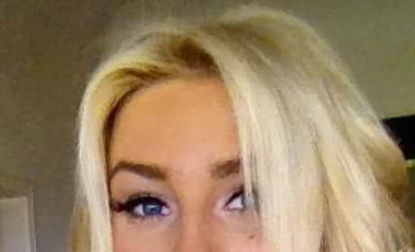 Courtney Stodden Face