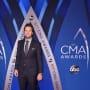 Luke Bryan at CMAs