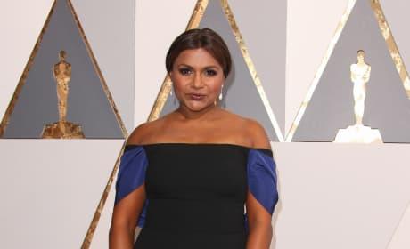 Mindy Kaling: 2016 Academy Awards