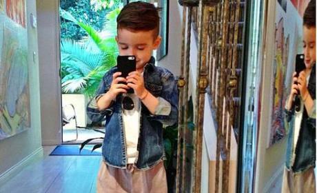 Five-Year-Old Fashion Star
