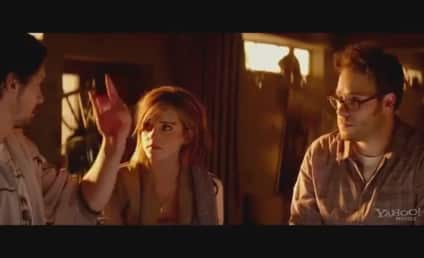 This is the End Clip: Emma Watson's Zombie Theory