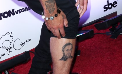 Ryan Gosling Tattoo: It's Real, Ryan Cabrera Swears!