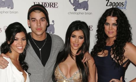 Rob Kardashian Hasn't Spoken to Kim, Khloe