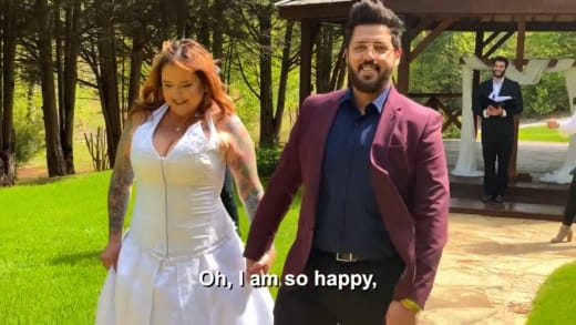 Zied Hakimi (married) - oh I am so happy