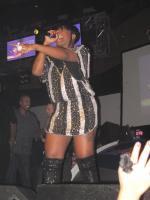 Performing in Vegas
