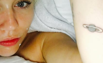 Miley Cyrus Shows Off New Tattoo, Knowledge of Astrology
