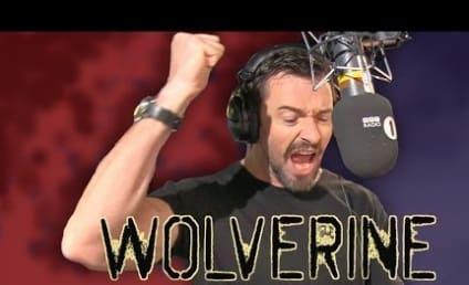 Hugh Jackman Sings Wolverine: The Musical!