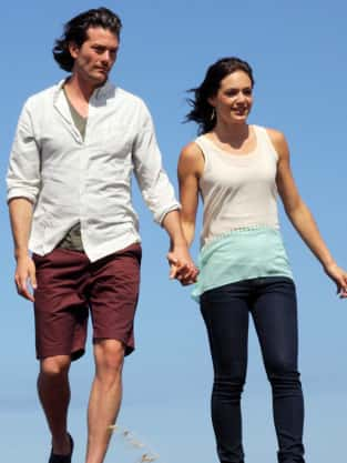 Desiree Hartsock and Brooks Forester Picture