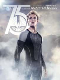 Catching Fire Character Poster Finnick