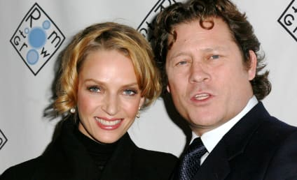 It's a Girl for Uma Thurman and Arpad Busson!