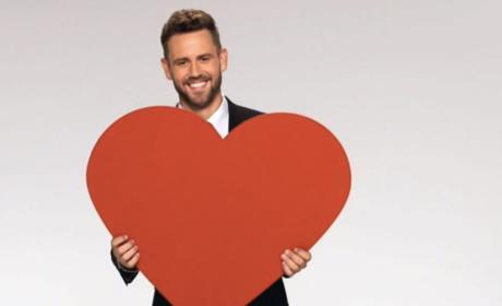 Nick Viall Hearts The Bachelor