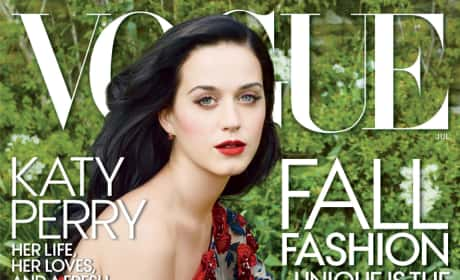 Katy Perry Vogue Cover