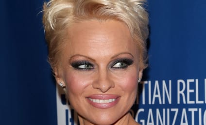 Pamela Anderson Marries Rick Salomon for Second Time