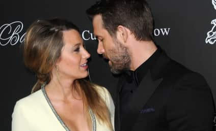 BlakeLively and Ryan Reynolds Welcome First Baby!