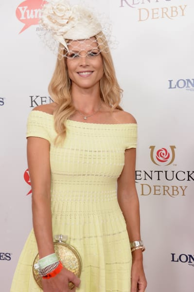Elin Nordegren 2016 Kentucky Derby