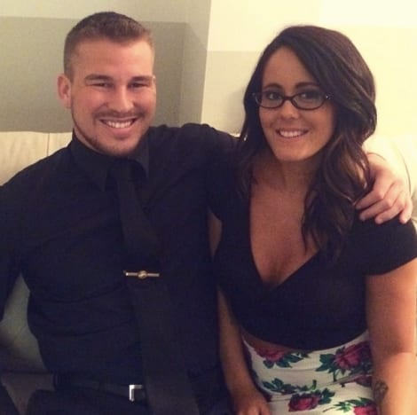 Jenelle Evans Posts Cute Photo of Nathan Griffith Sleeping