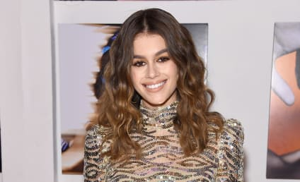 Kaia Gerber: Cindy Crawford's 15-Year-Old Daughter SLAMMED for Racy Pic!