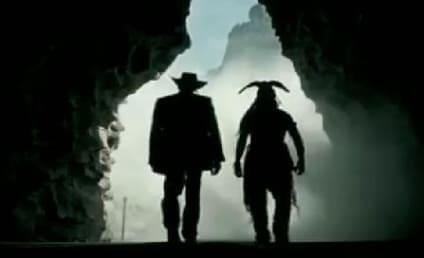The Lone Ranger Trailer: Saddle Up!
