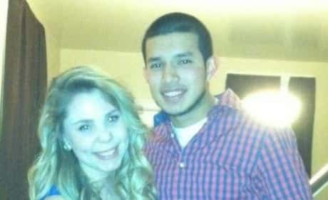 Kailyn Lowry with Javi Marroquin Photo