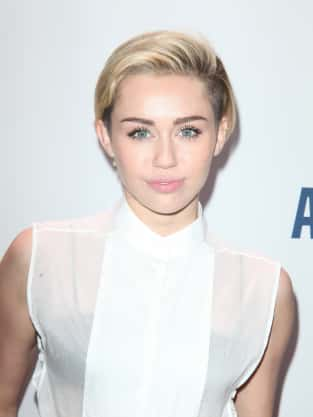 Miley Cyrus at MSG