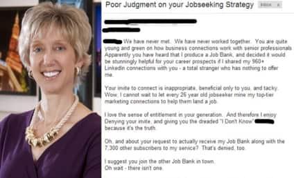 Kelly Blazek Rejection Letter Goes Viral, Turns Tables on Cleveland Job Guru
