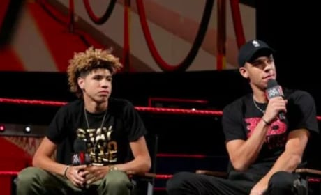 LaMelo Ball Drops N-Word on Monday Night Raw, Stirs More Family Controversy