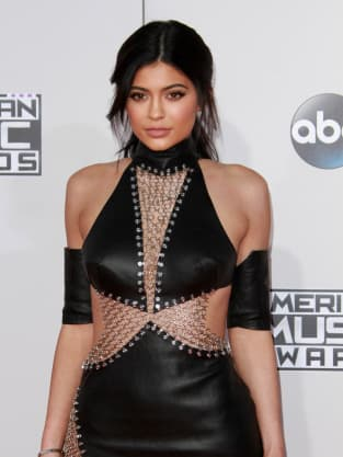 Kylie Jenner at the AMAs