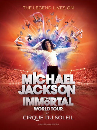 Cirque De Soleil: Michael Jackson