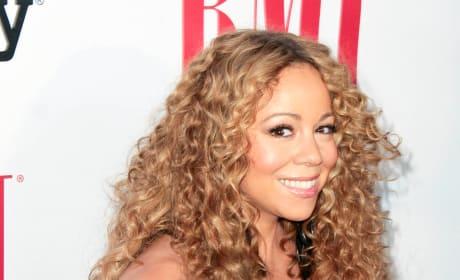 Mariah Carey Red Carpet Pic