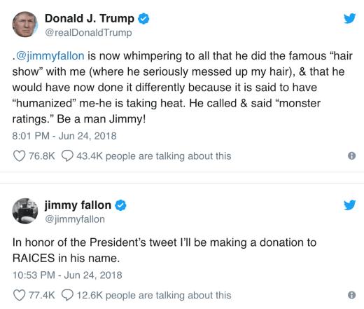 fallon/trump