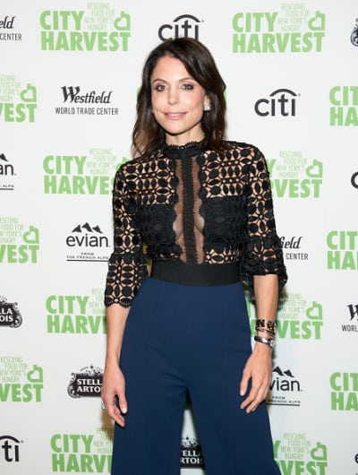 Bethenny Frankel Dazzles at Gala