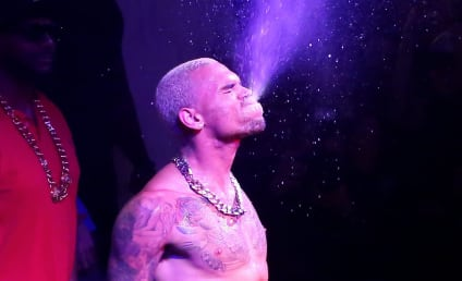 Chris Brown Tests Positive For Marijuana While on Probation