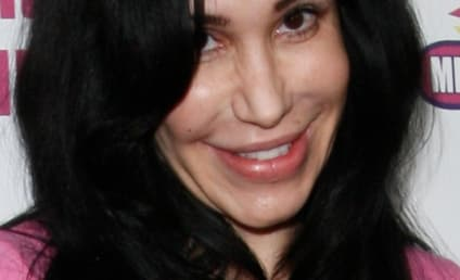Octomom Offered Free Blowouts From Hairdresser Amid Welfare Backlash