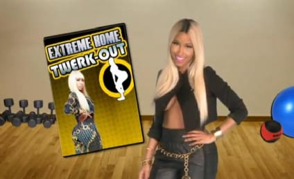 Nicki Minaj Presents: Extreme Home Twerk-Out!