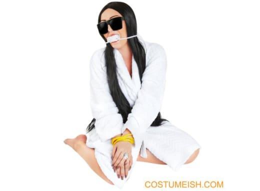 Kim Kardashian Halloween Costume