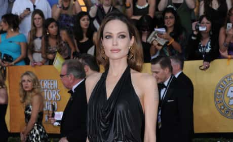 Angelina Jolie at SAG Awards