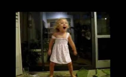 Toddler Rocks Out to Bon Jovi, Is Wanted Dead or Alive