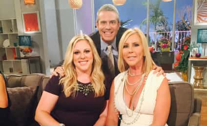 Briana Culberson, Daughter of Vicki Gunvalson, Diagnosed with Life-Threatening Illness!