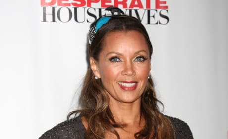 Vanessa Williams on the Red Carpet