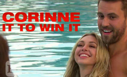 Corinne Olympios: Topless, Shameless on The Bachelor!