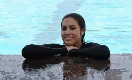 Katherine Webb Quits Splash, Cites Health Concerns