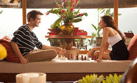 Breaking Dawn Honeymoon Scene!