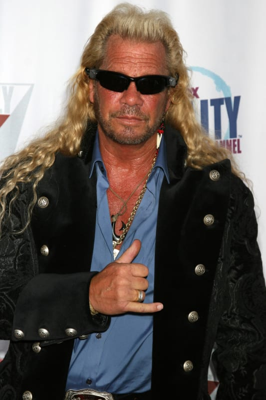 Dog and beth chapman bounty hunters the hollywood gossip for Duane chapman dog the bounty hunter
