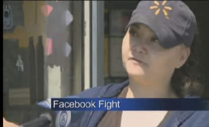 Flirty Facebook Post Sparks 30-WOMAN BRAWL in Sacramento