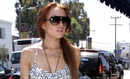 Lindsay Lohan Launches Lame Production Company