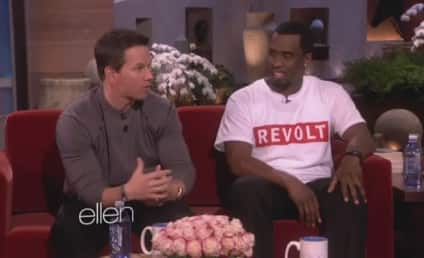 Diddy: I Used to Wet the Bed!