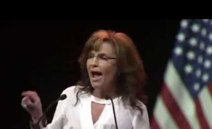 Sarah Palin: Waterboarding is How We Baptize Terrorists!