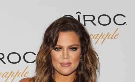 Khloe Kardashian Flaunts It