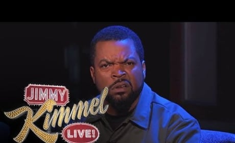 Ice Cube Says Nice Things... Angrily