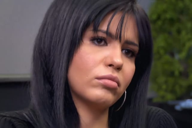 Larissa lima on 90 day could be deported for a crime like this